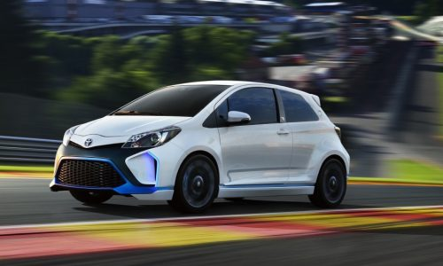 WRC-inspired Toyota Yaris hot hatch planned – report
