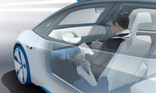 SUV design could be phased out when Level 5 automation arrives?