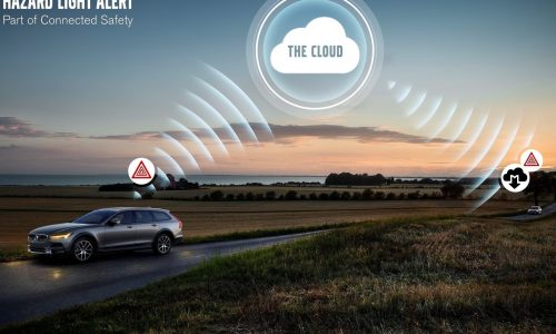 Volvo to introduce car-to-car communication this year