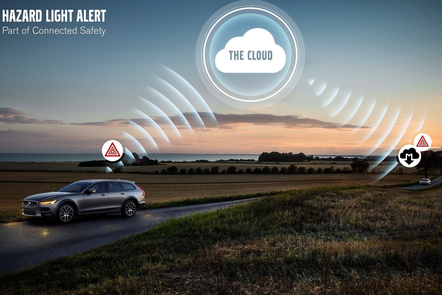 Volvo to introduce car-to-car communication this year | PerformanceDrive