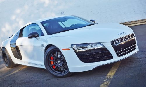 duPoint Registry creates Audi R8 twin-turbo package