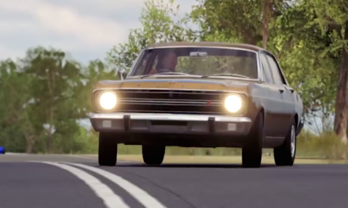 Forza Horizon 3 expansion pack adds XR Falcon GT
