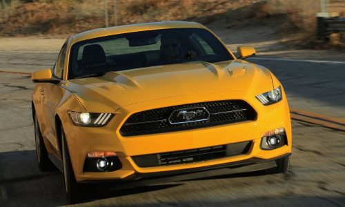 2018 Ford Mustang to gain 10spd auto option, V6 axed