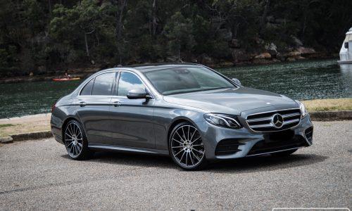 2016 Mercedes-Benz E 200 AMG Line review