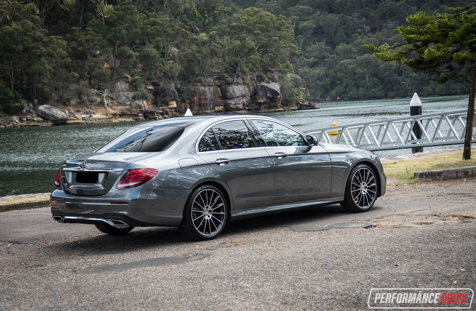 2016 Mercedes Benz E 200 Amg Line Review Performancedrive