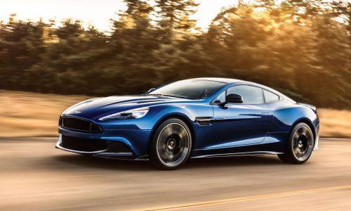 Aston Martin announces stunning new Vanquish S