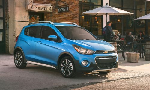 Chevrolet Spark Activ debuts as new mini crossover