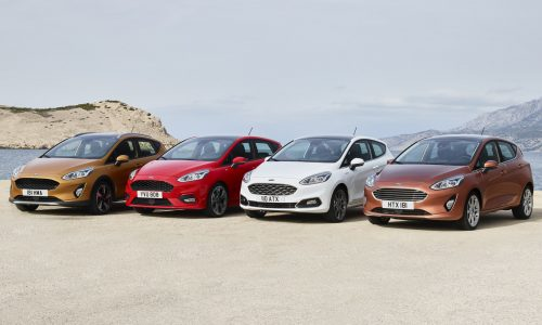 2017 Ford Fiesta revealed, 'Fiesta Active' crossover added to range