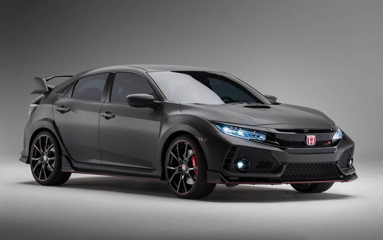 2017 Honda Civic Type R prototype to debut at SEMA | PerformanceDrive