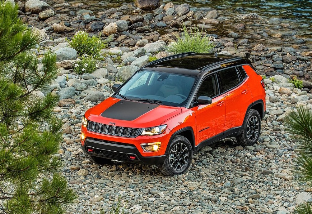 2017 Jeep Compass off-road-ready 'Trailhawk' confirmed