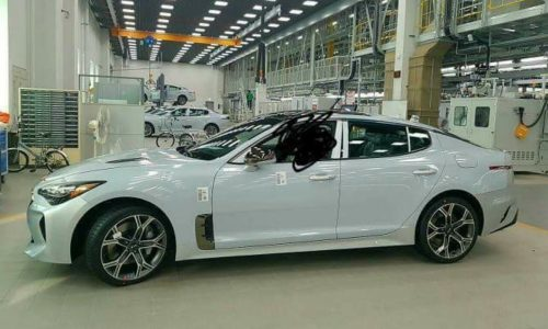 2018 Kia GT sports car spotted, could become RWD model for Australia