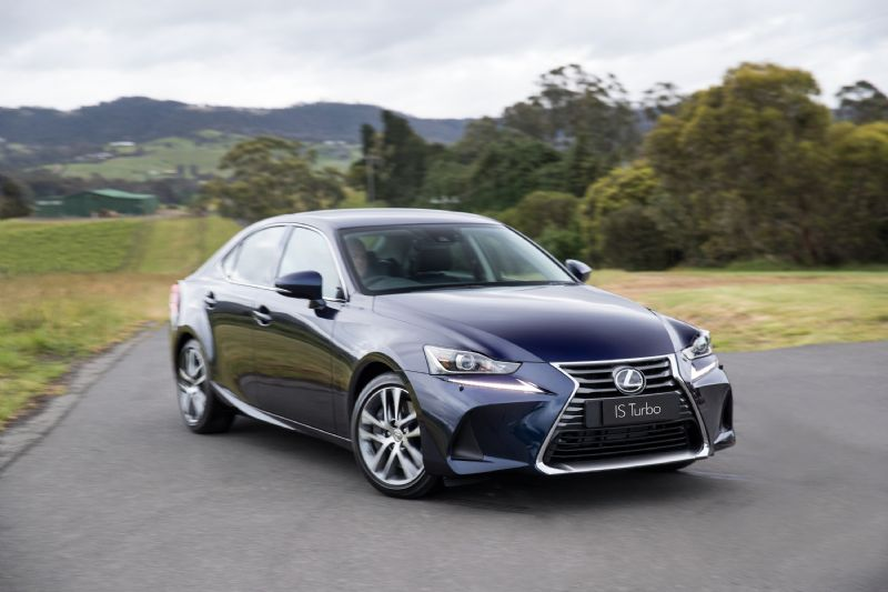 2016 Lexus Es 300h >> 2017 Lexus IS 200t, 350, 300h now on sale; revised design