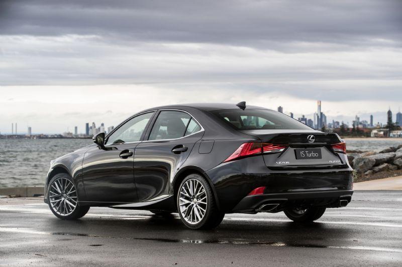 2018 Lexus Es 350 >> 2017 Lexus IS 200t, 350, 300h now on sale; revised design, more standard kit | PerformanceDrive