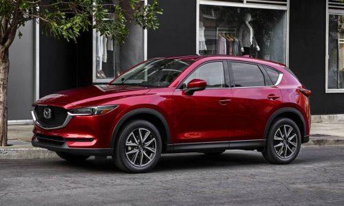 Next-gen 2017 Mazda CX-5 unveiled at LA auto show