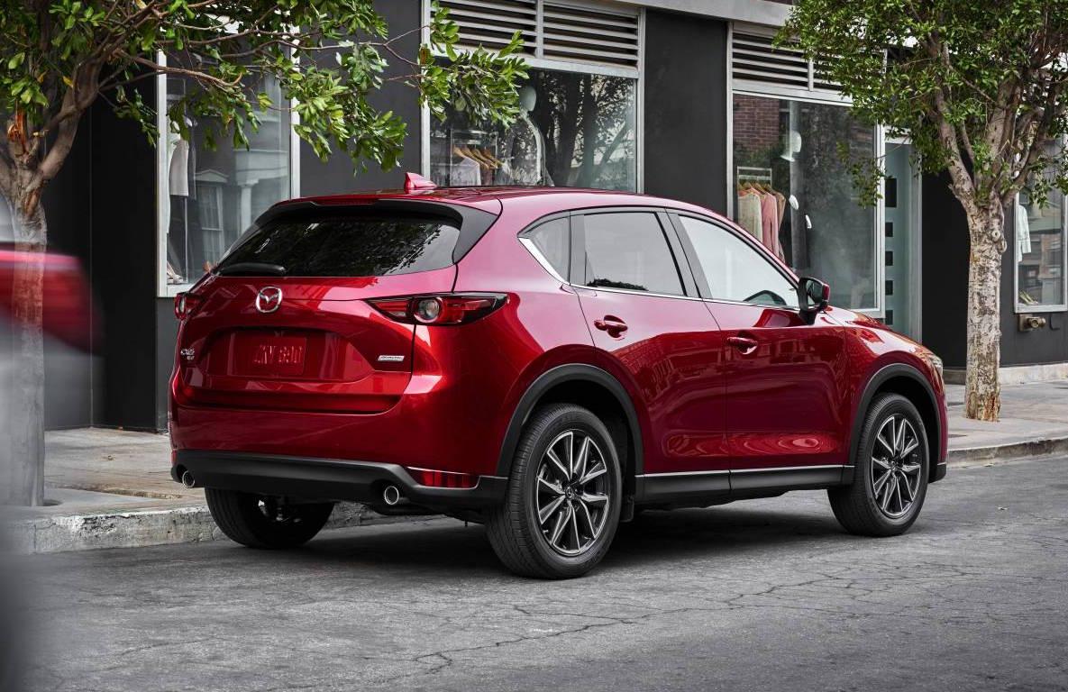 Next-gen 2017 Mazda CX-5 unveiled at LA auto show | PerformanceDrive