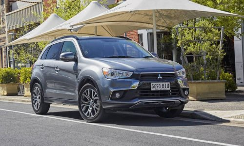 2017 Mitsubishi ASX now on sale in Australia from $25,000
