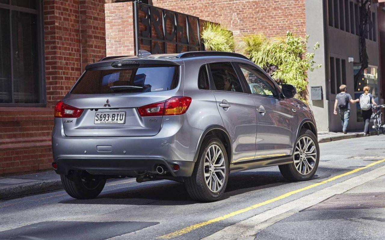 2017 Mitsubishi ASX now on sale in Australia from $25,000 | PerformanceDrive