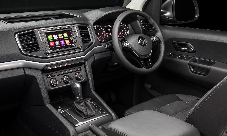 2017 Volkswagen Amarok V6 On Sale In Australia From