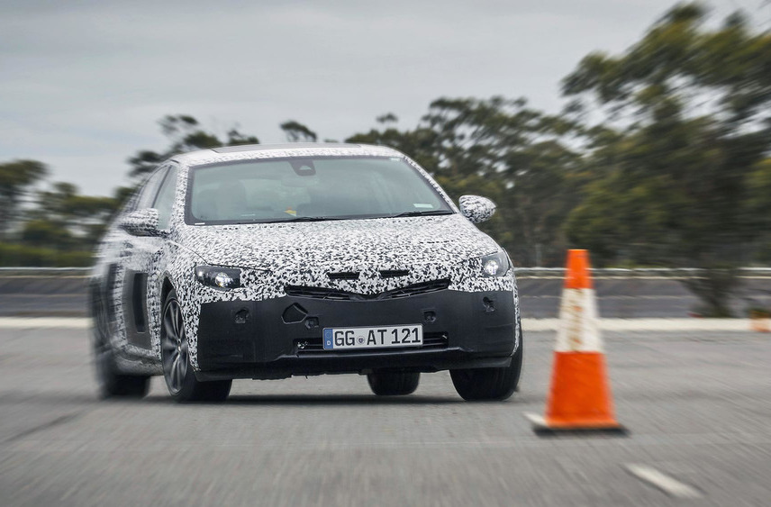 2018 NG Commodore to get FlexRide, Nurburgring-developed