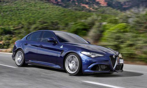 Alfa Romeo Giulia QV in high demand in Australia, arrives February