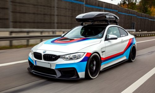 Carbonfibre Dynamics creates highly tuned BMW M4 'F82 M4R'