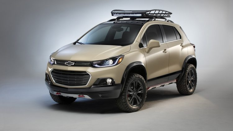 Chevrolet Trax Active concept