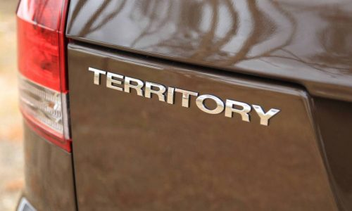 Ford Territory name not carrying over to Edge replacement