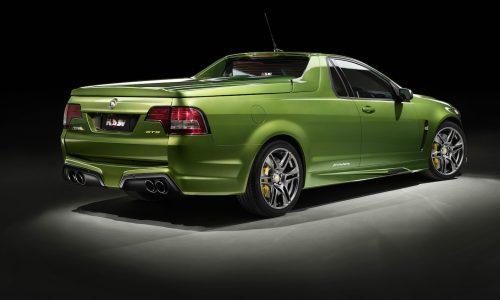 HSV 'GTS-R Maloo' to send off ute, LS9 power – rumour