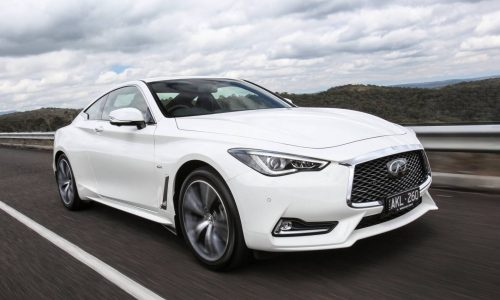 Infiniti Q60 now on sale in Australia from $62,900