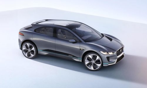 Jaguar I-PACE electric SUV revealed, on sale 2018