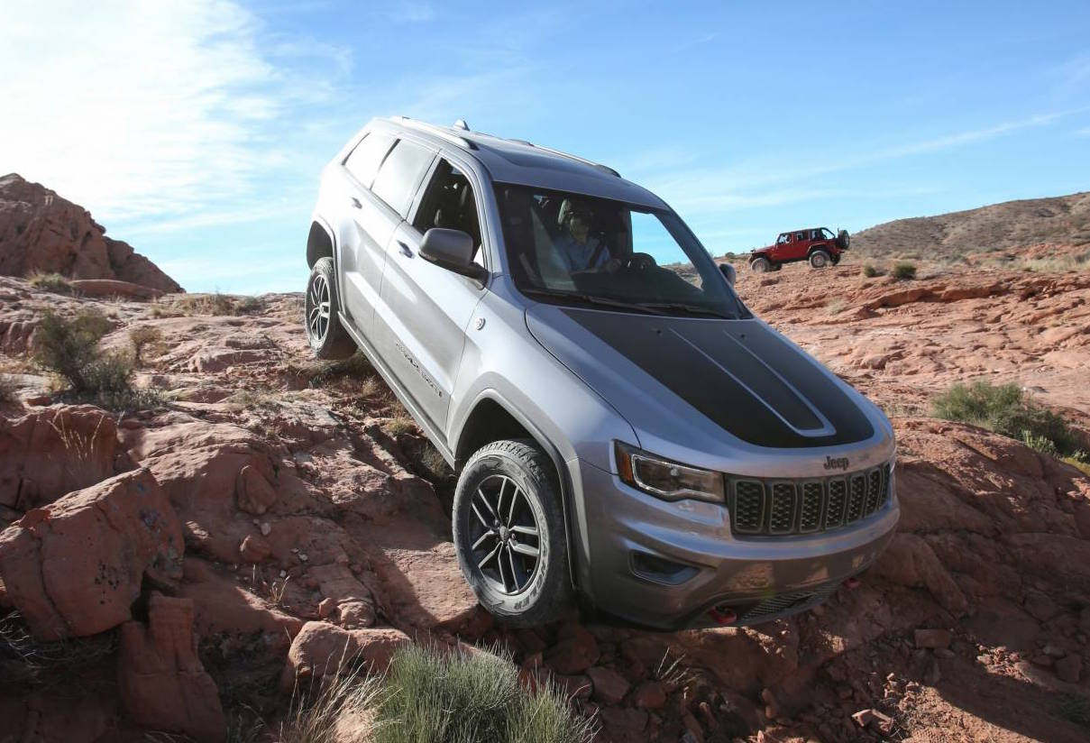 Jeep Grand Cherokee Trailhawk Confirmed For Australia