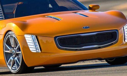 Kia Australia could enter V8 Supercars racing series
