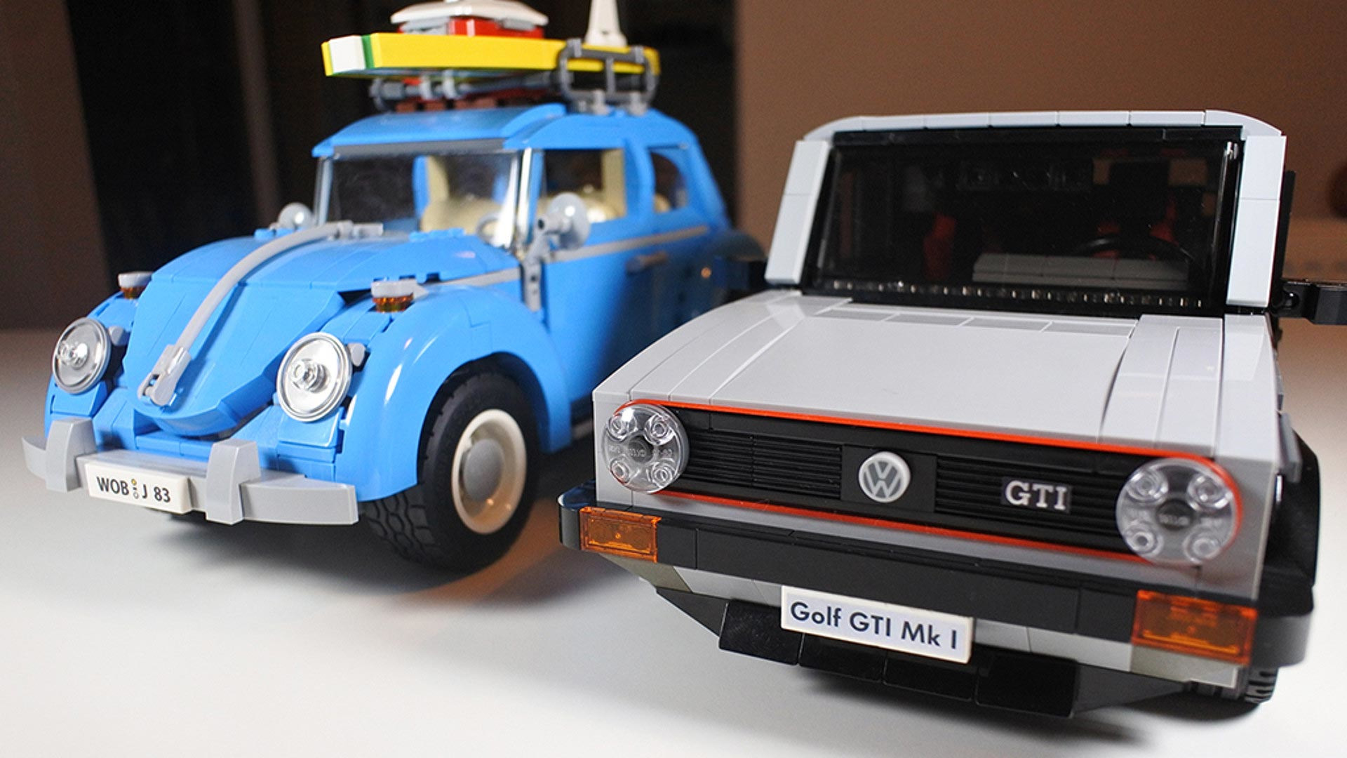 Lego Volkswagen Golf Gti Mk1 Is The Ultimate Retro Toy