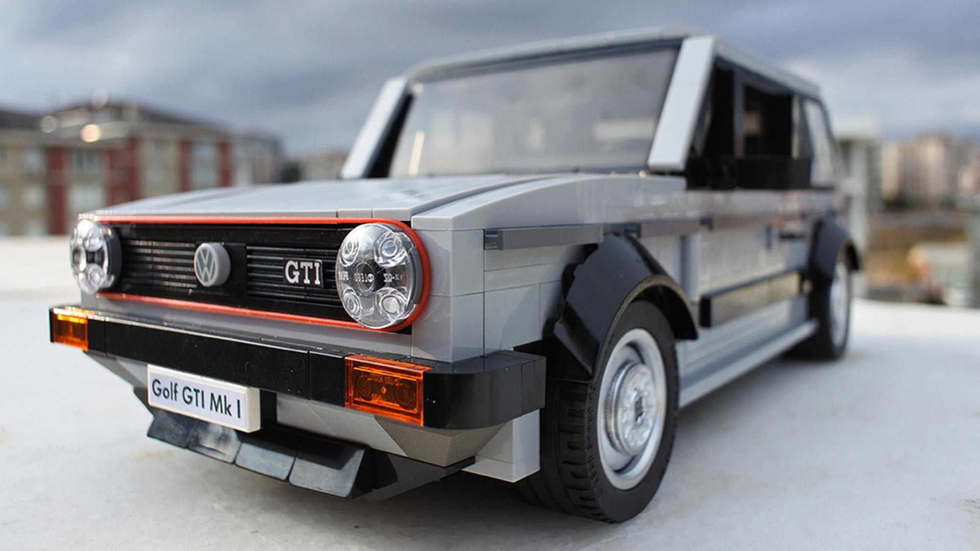 lego volkswagen golf gti mk1 is the ultimate retro toy performancedrive. Black Bedroom Furniture Sets. Home Design Ideas