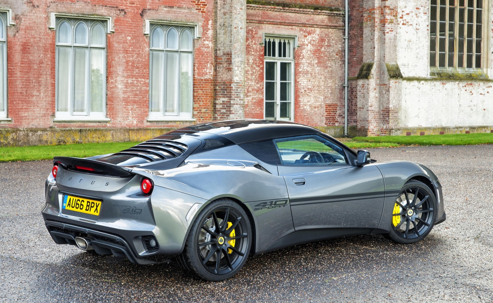 Lotus Evora Sport 410 announced; more power, less weight ...