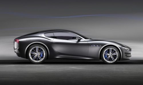 Maserati to introduce electric version of Alfieri – report