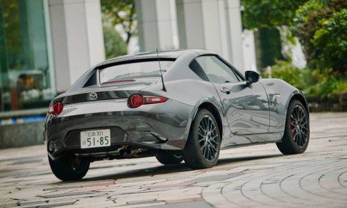 Mazda MX-5 RF hardtop on sale from $38,550, arrives February