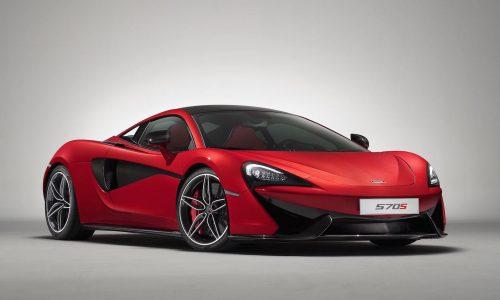 McLaren announces 570S 'Design Editions'