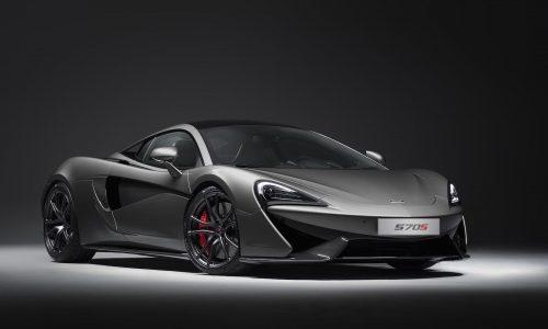 McLaren 570S Track Pack announced, gets bespoke aero