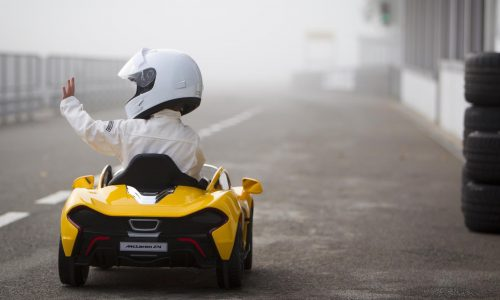 Fully electric McLaren P1 could be the perfect Xmas present