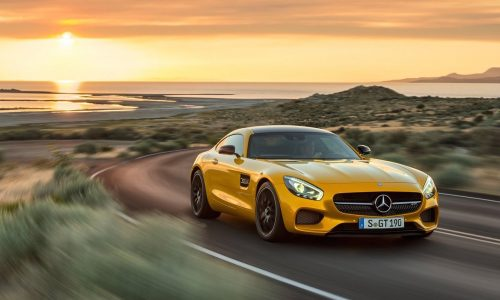 Mercedes-AMG 'GT 4' four-door coupe in the works – report