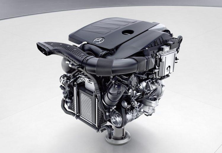 Mercedes-Benz M264