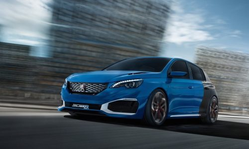 Peugeot 308 Hybrid R production model hinted – report