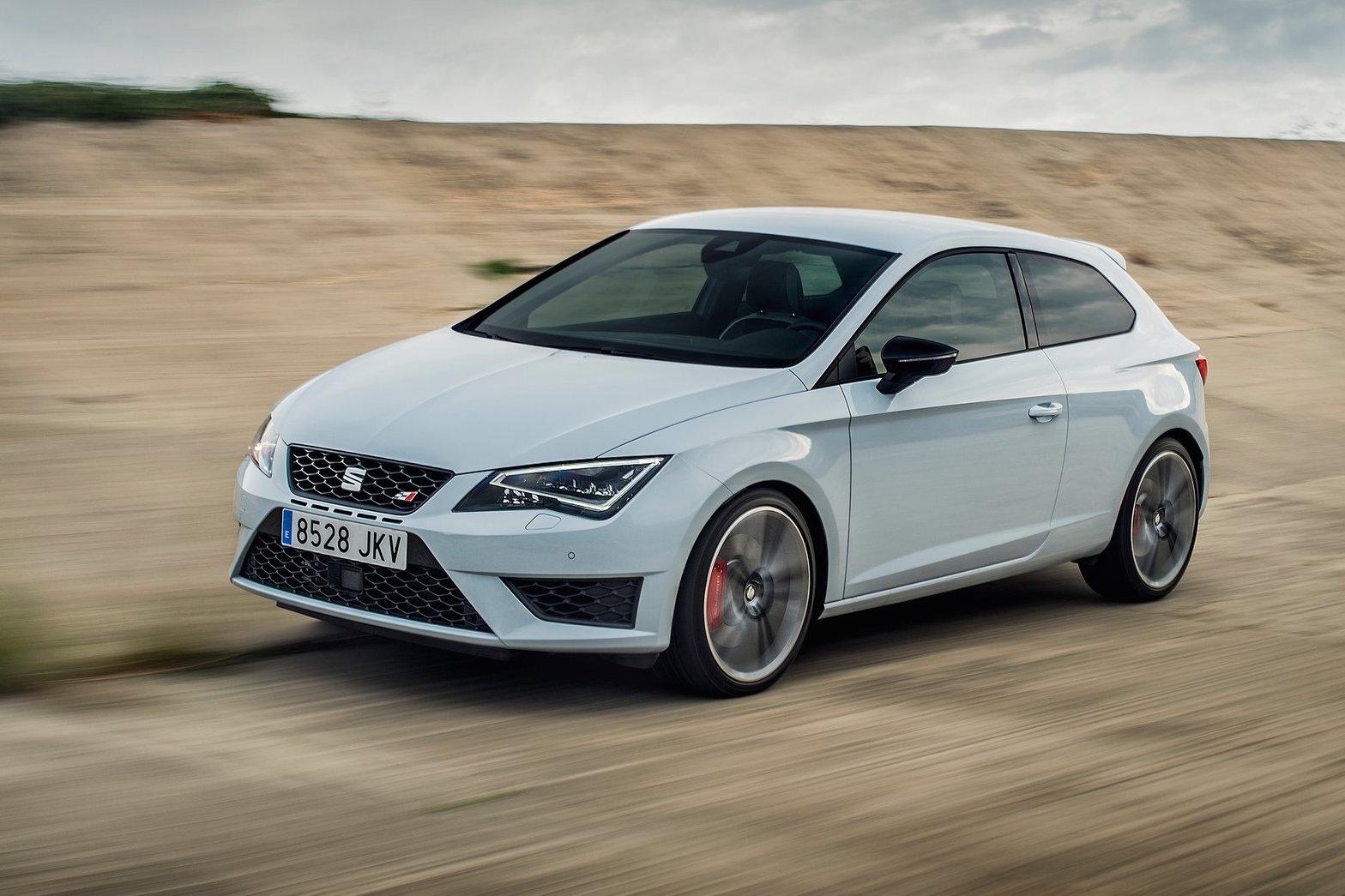 SEAT planning potent 220kW-plus AWD Leon Cupra