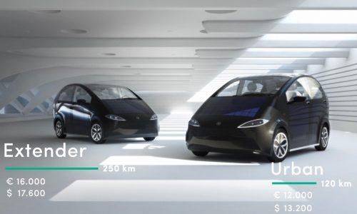 SONO Motors shows innovative EV, crowd-source backing