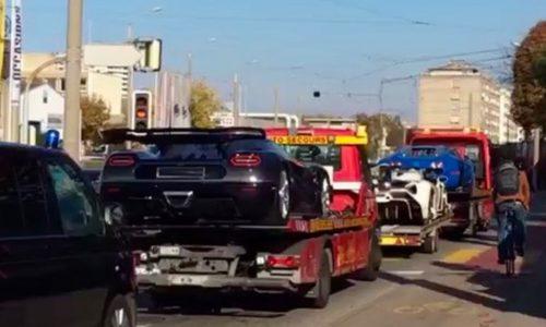 Bugatti Veyron, Koenigsegg One:1, Lamborghini Veneno seized from dictator's son
