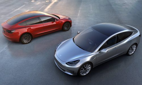 Tesla Model 3 battery 30% more energy efficient than Model S