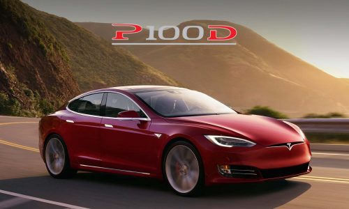 Update for Tesla P100D does 0-60mph in 2.4 seconds, Elon Musk confirms