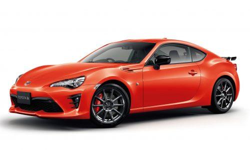 Toyota 86 Solar Orange edition announced in Japan