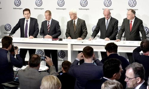 Volkswagen to cut 30,000 jobs, help pay for emissions scandal